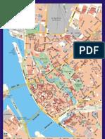 A3 Karte Riga Centrs