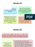 Article 23 (1)