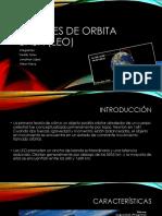 Satelites de Orbita Baja LEO.def