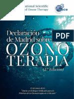 2015 DECLARAÇÃO DE MADRID ESPANHOL