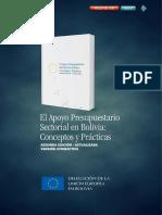 Apoyo Presupuestario Sectorial UE