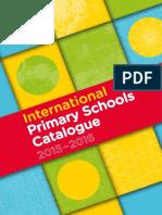 International Primarycat2016 M