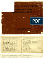 Births in Harbor Springs 1907-1917