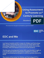 04 Daniel Light Using Assessment to Promote 21st Century Learning