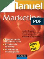 (Mini Manuel.) Benjamin Legros-Mini Manuel de Marketing-Dunod (2010)