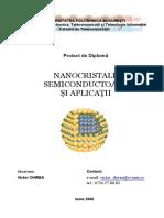 Nanocristale semiconductoare si aplicatii teorii aplicate.pdf