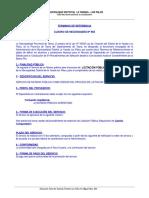 Tdr - Notario en Comite