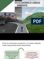 Crecimiento Económico y Medio Ambiente[1]