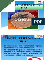 Dengue –Chikungunya Zika..02!02!16