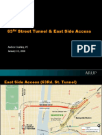 63rd Street Tunnel & East Side Access, New York, NY