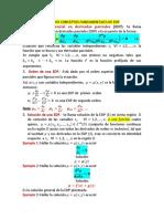 SESIONES 1 Y 2  EDP