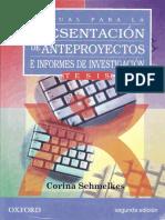 Manual Corina Schmelkes