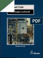 Psicologia Cultural Michael Cole