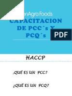 6. Haccp, Pcc y Pcq Por Puesto