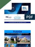 Hydra da CHL -Maris e Barros na Tijuca-Tel. (21) 7602-8002 - Rio de Janeiro_RJ - apresentação