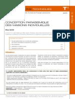 [MAF]-IT4-Conception Parasismique Des Maisons Individuelles (2012-05)
