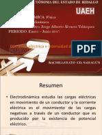 Corriente Eléctrica e Intensidad Eléctrica