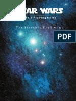 Sourcebook - Starship Challenge
