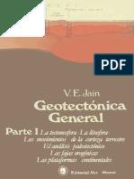 Geotectónica General Tomo I - V.E. Jain.pdf