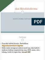 Lepra Dan Skrofuloderma