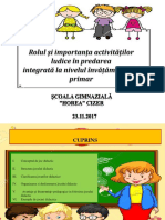 Ppt Jocul Didactic