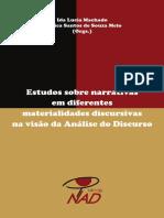 [E-BOOK] - MACHADO e MELO - Estudos Sobre Narrativas Em Diferentes Materialidades Discursivas Na Visão Da Análise Do Discurso