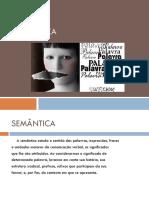 3s e Ppv - Semantica