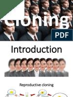 Cloning People