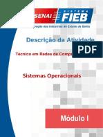 TDP02 - Atividade de Fixação