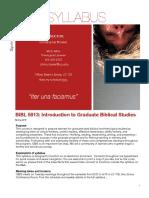 SP2018 IGBS Syllabus Lite