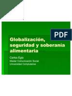 Globalización y soberanía alimentaria