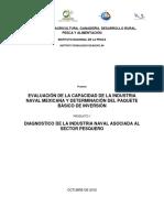 Diagnostico de La Industria Naval Mexicana