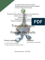 TD-Forage