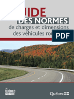 Guide Normes Charges Dimensions Pont Routier