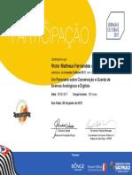 Conservação e Guarda de Acervos Analógicos e Digitais - BUNGE-AESP
