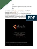 Instalación estándar de ubuntu