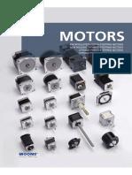 Rotary Stepper Motors