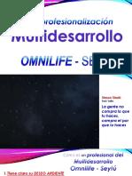 Plan Profesionalizacion Omnilife Seytú