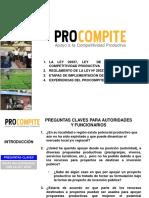 3 Ley 29337 Ley Del Procompite 2012