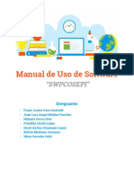 Manual de Usuario SWPCOSEPI