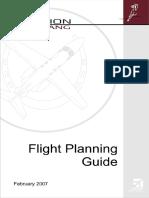 Mustang Flight Planing