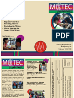 Mixtec Summit 2018 Brochure1