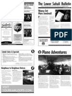 Lower Sahali Bulletin Issue 6