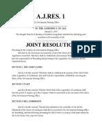 A.J.Res 1