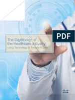 Digitization Healthcare