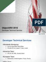 Objectarx API