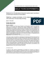 Modelación en coordenadas de fase del transformador monofásico.pdf