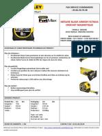 Fiche Produit_mesure Blade Armor Fatmax Crochet Magnetique-fmht0-33864etfmht0-33868