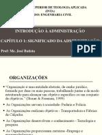 AULA_2 Conceito de Organização