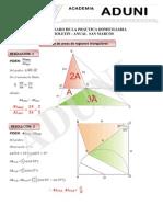 Geometría ASM, práctica domiciliaria (5to boletín) / 2010